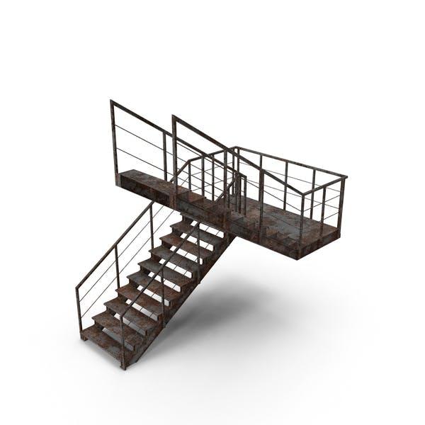 Thumbnail for Промышленная лестница