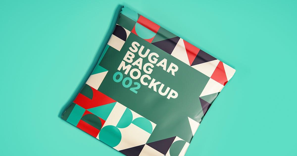 Download Sugar Bag Mockup 002 by traint