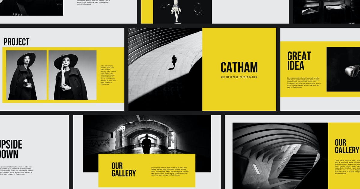 Download Chatham - Powerpoint Templates by amarlettering