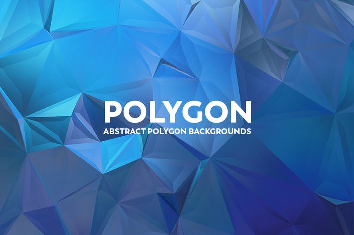 Thumbnail for Abstract Polygon Backgrounds