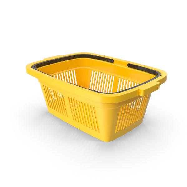 Thumbnail for Plastic Shopping Basket