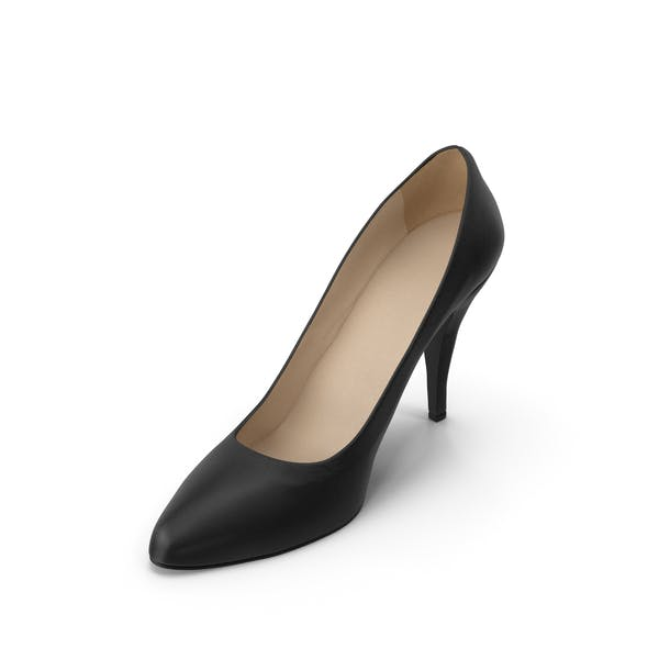 Women's Shoe Black
