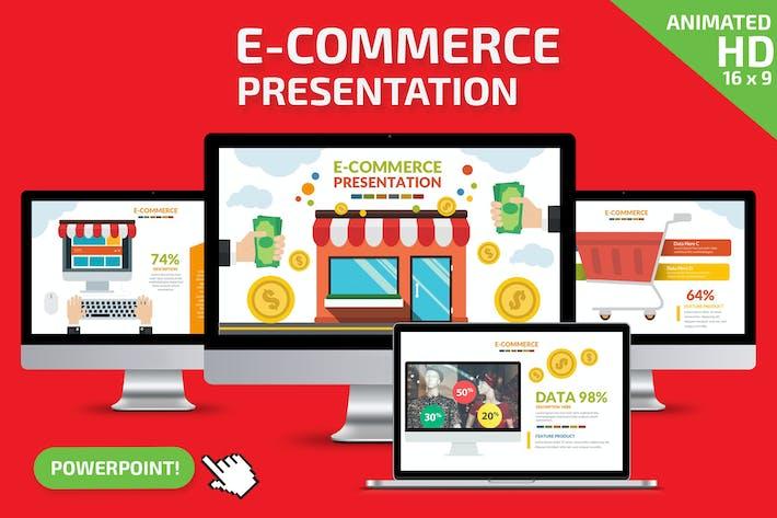 Thumbnail for E-Commerce Powerpoint