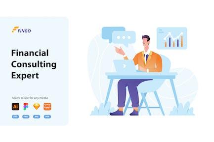Fingo - Financial Consulting Expert