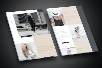 Mia - Moda Creativo WordPress WooCommerce Tema