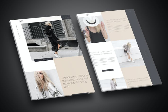 Thumbnail for Mia - Creative Fashion WordPress WooCommerce Theme