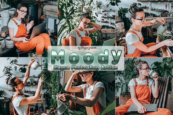 Thumbnail for Mood Lifestyles Photoshop Actions