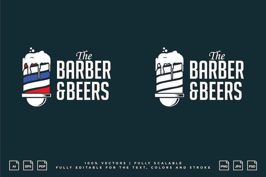 Logo Design - Barber Beer