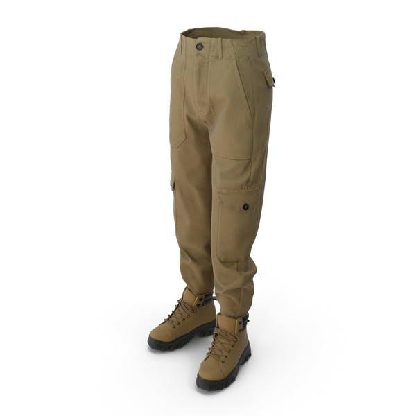 Women's Boots Pants