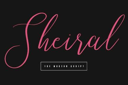 Sheiral Script