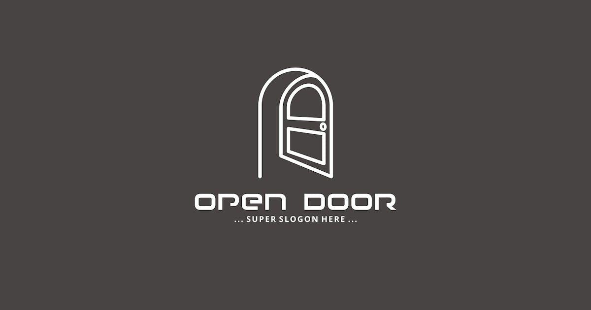 Download Open Door Logo by graphix_shiv