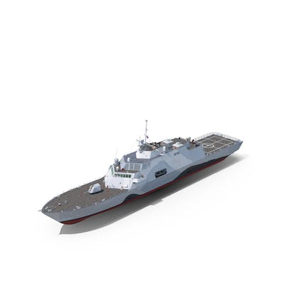 LCS-1 USS Freedom Littoral Combat Lead Ship