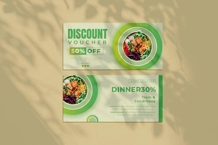 Thumbnail for Dinner Kode Voucher