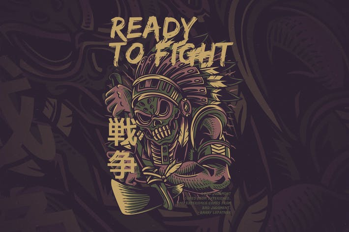 Thumbnail for Ready to Fight
