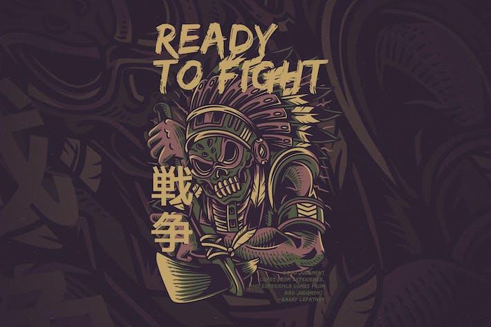 Thumbnail for Prêt à combattre