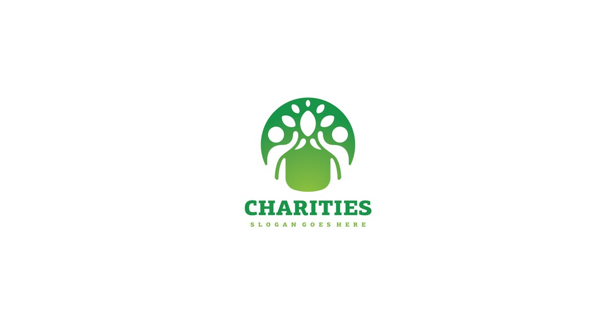 Download Eco Charities Logo Design by 3ab2ou