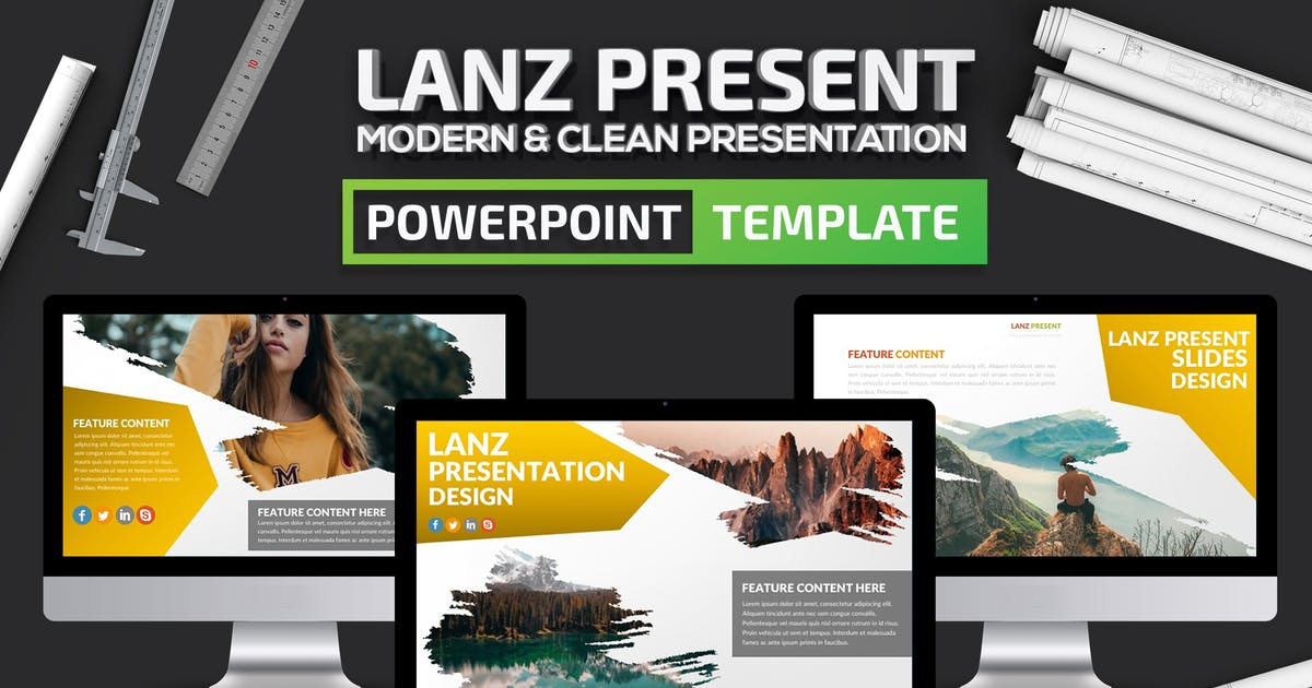 Download Lanz Powerpoint Presentation by mamanamsai