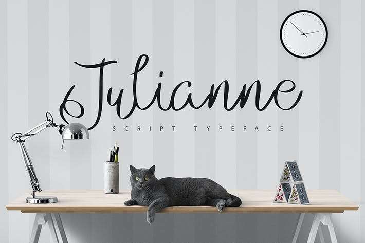 Cover Image For Julianne