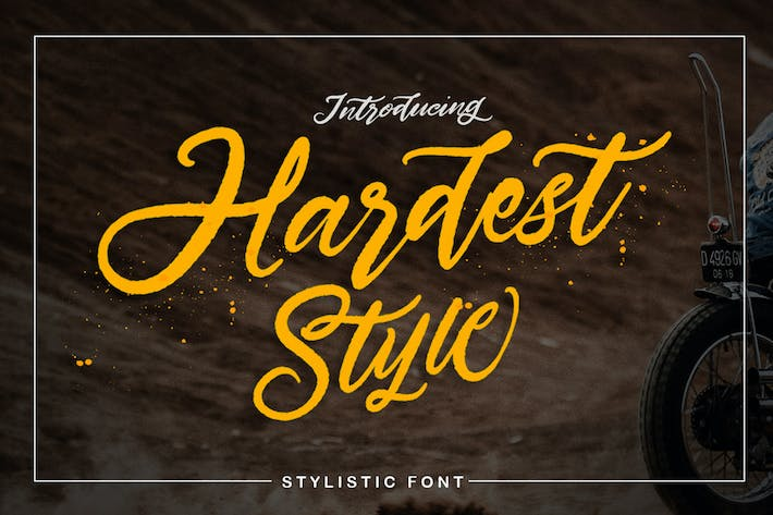 Thumbnail for Hardest Style