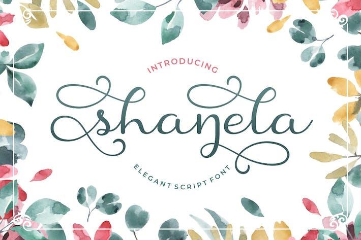 Thumbnail for Shanela - Fuente de guión moderno romántico