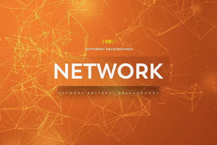 Thumbnail for Network Abstract Backgrounds