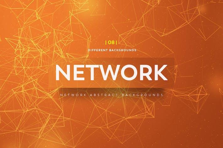 Thumbnail for Arrière-plans de résumé du réseau