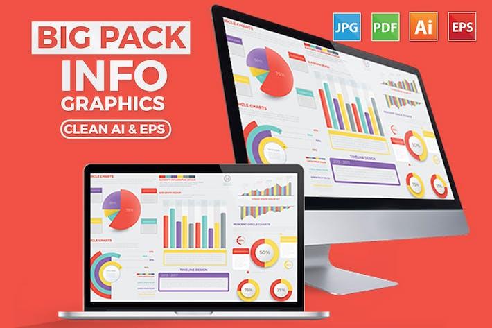 Thumbnail for Big Infographics Design
