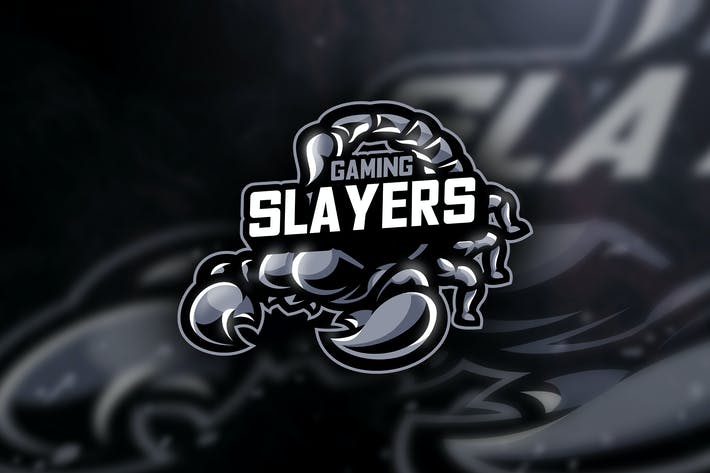 Thumbnail for Slayers - Mascot & Esport Logo
