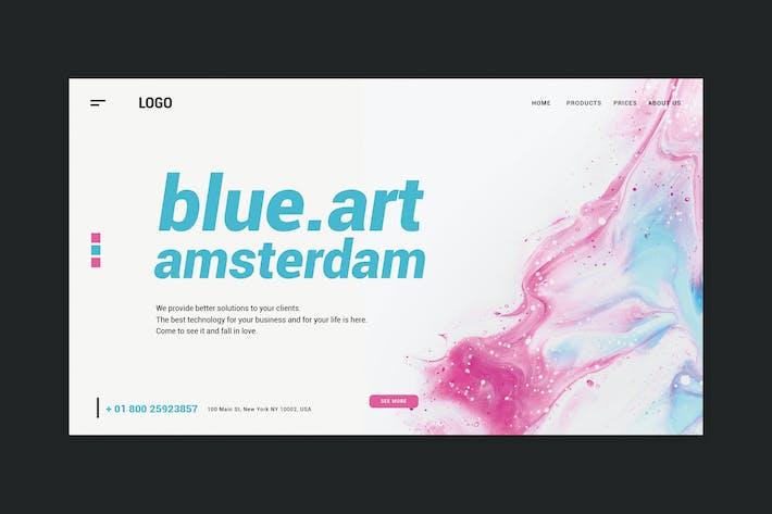 Thumbnail for Diseño y Arte - Página de inicio