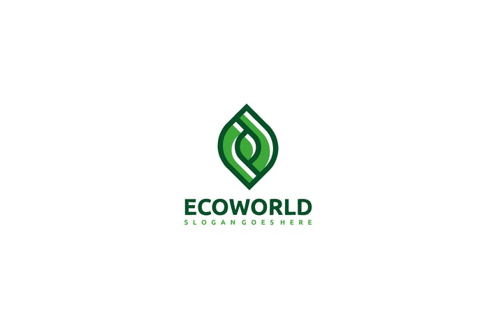 Thumbnail for World Eco Logo