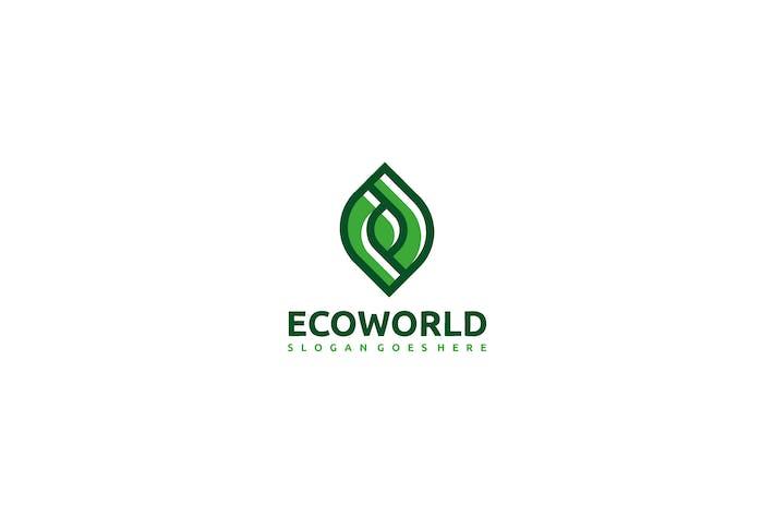 Cover Image For World Eco Logo