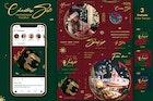 Christmas Puzzle - Instagram Posts