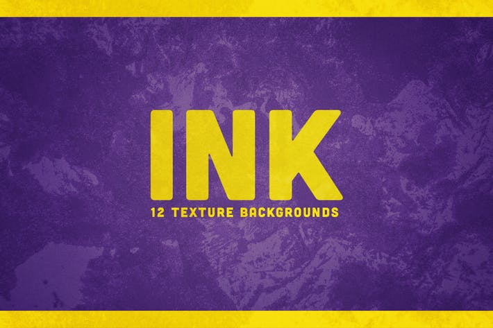Cover Image For INK Texture Backgrounds