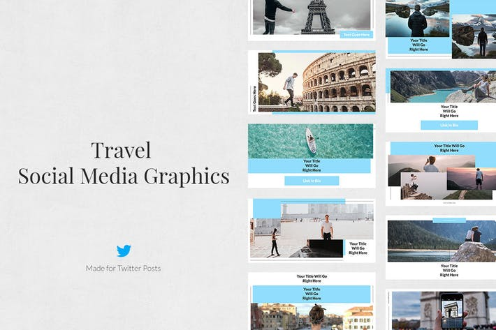 Thumbnail for Travel Twitter Posts