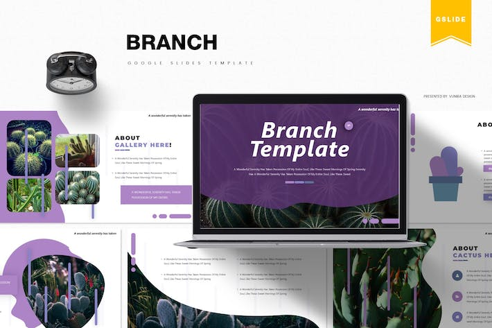 Branch | Google Slides Template