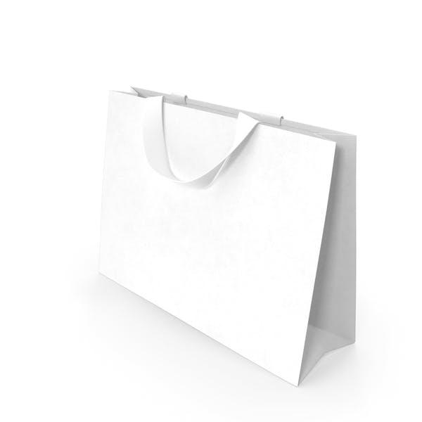 Пакет маленький белый