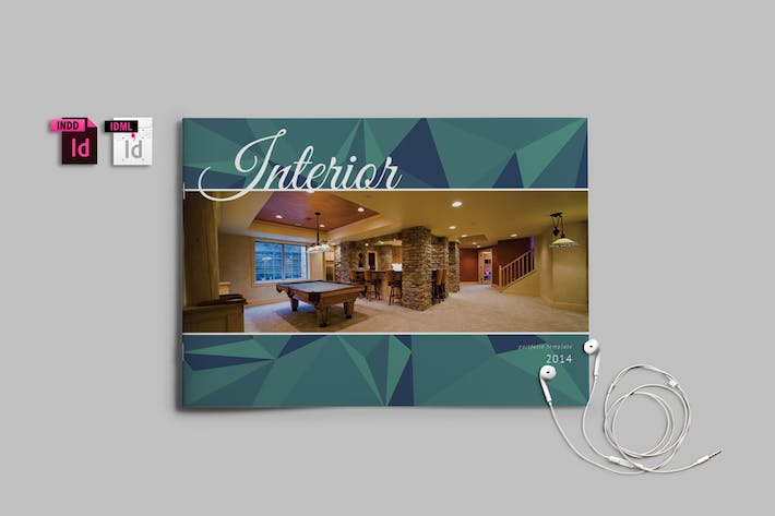 Thumbnail for Interior Portfolio Template