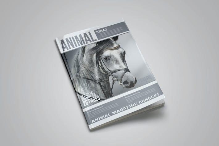 "89 ""magazine"" Print Templates Compatible with Adobe Illustrator"