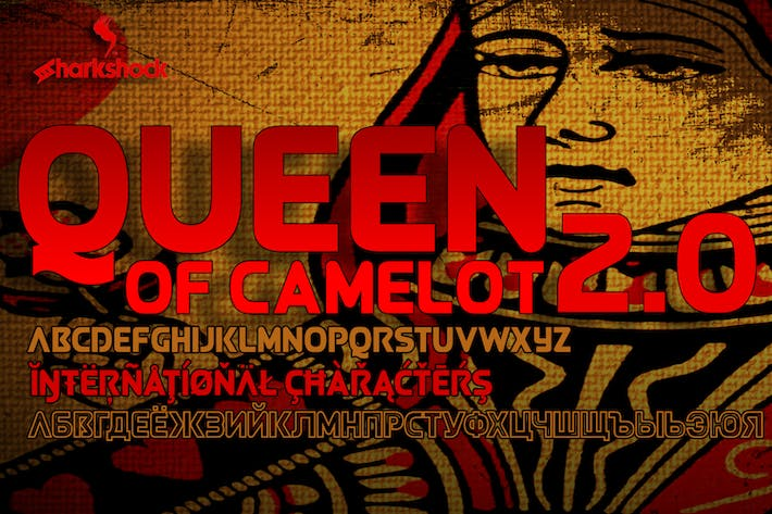Thumbnail for Queen of Camelot 2.0