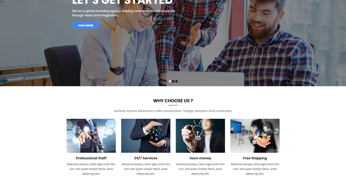 Download Kiamo - Responsive Business WordPress Theme by gavias