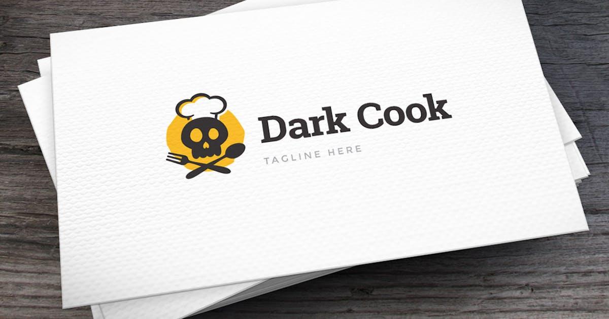 Download Dark Cook Logo Template by empativo