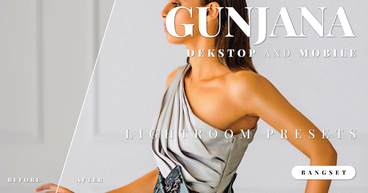 Download Gunjana Desktop and Mobile Lightroom Preset by Bangset
