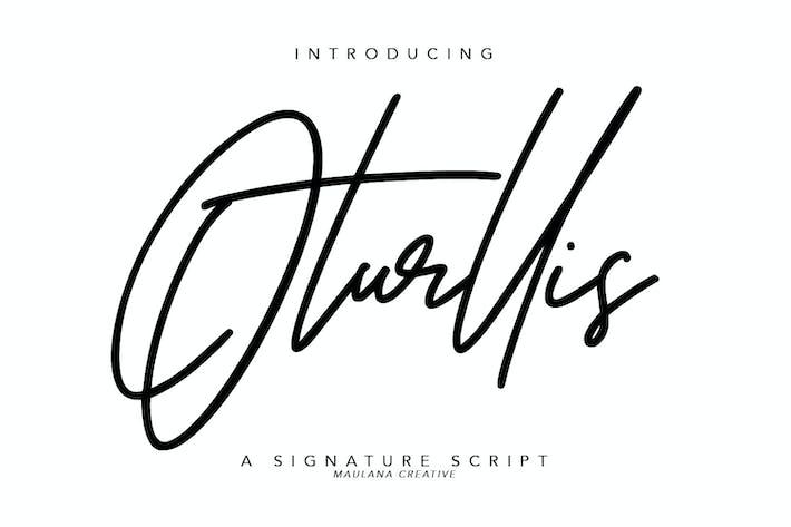 Thumbnail for Oturllis Signature