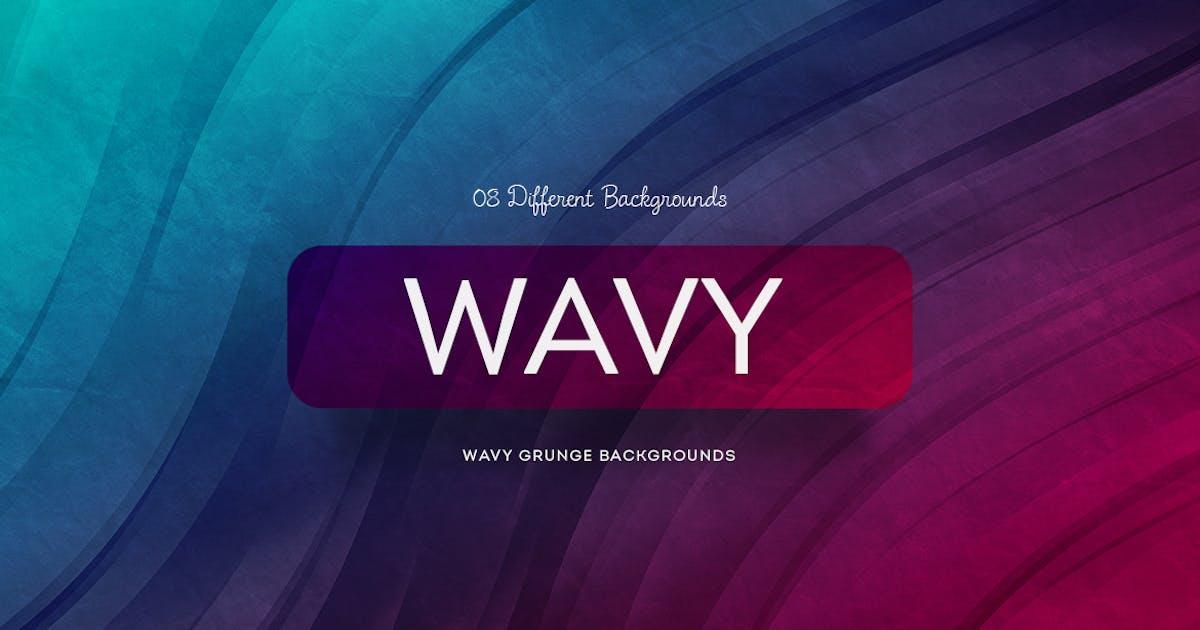 Download Wavy Grunge Backgrounds by mamounalbibi