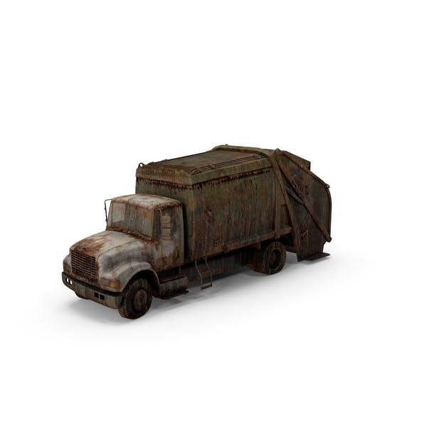 Rusty Dump Truck