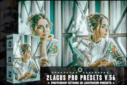 Пресеты PRO - V 56 - Photoshop и Lightroom