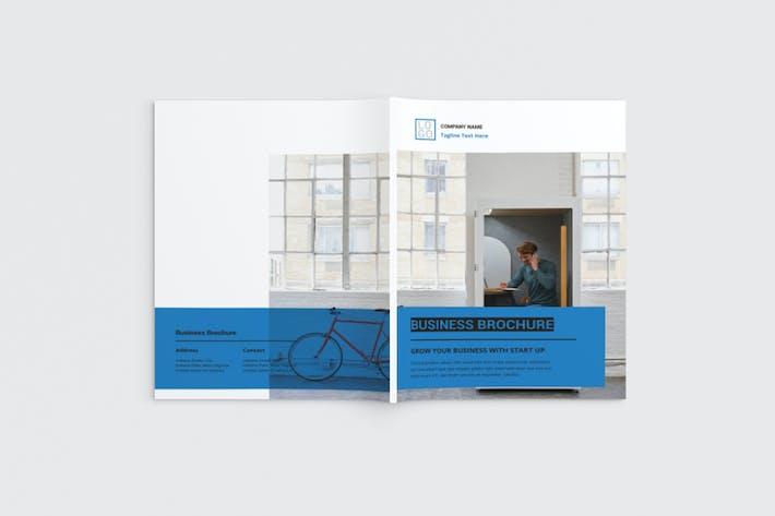 Thumbnail for Savana - A4 Business Brochure Template