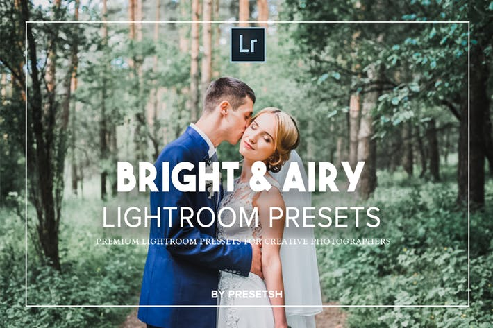 Thumbnail for Bright & Airy Lightroom Presets