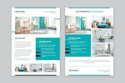 Flyer – Interior Design