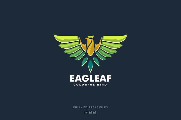 Thumbnail for Eagle Leaf Colorful Logo